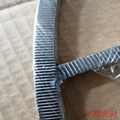 Kammprofile gasket with corrugated graphite tape coated both sides 7