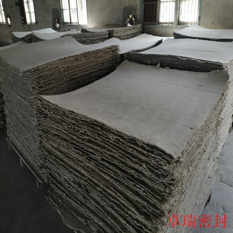 熔炼分厂电炉工段用石棉板 耐850度石棉纤维  4