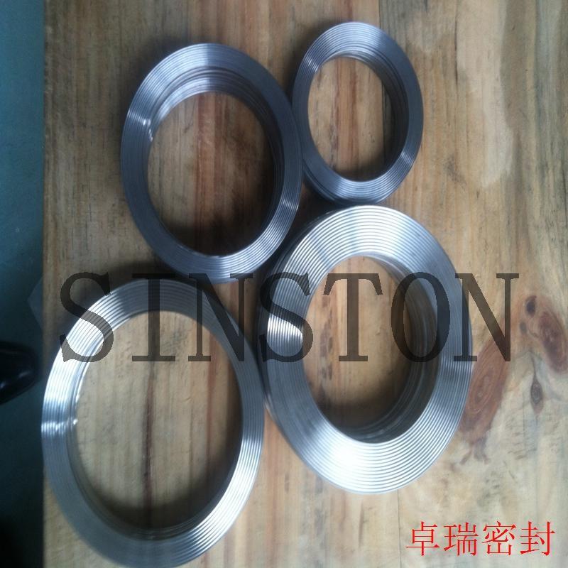 SS304 graphite seal gasket 1