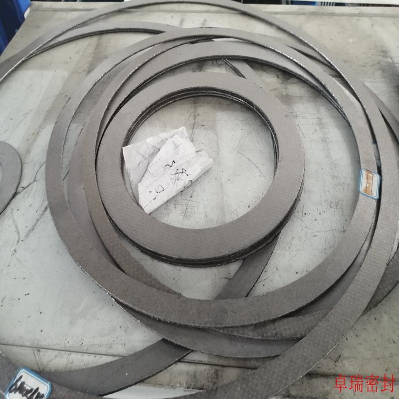 单棒热剪炉专用304石墨密封垫片 4