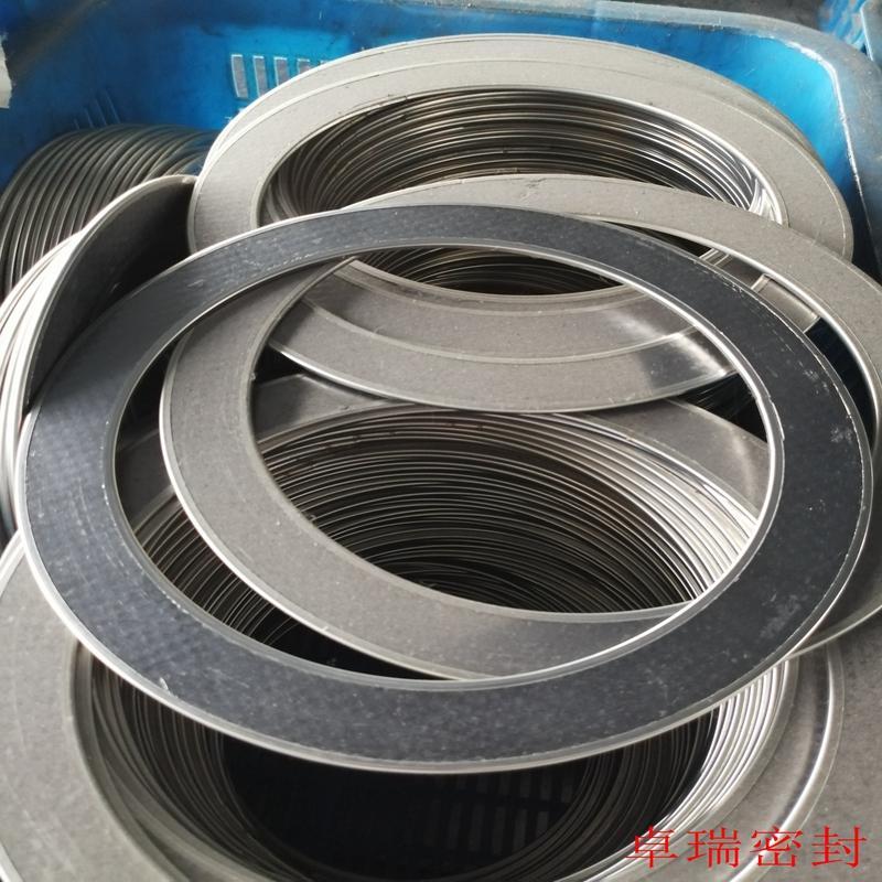 SS304 graphite seal gasket 5