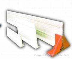 Fiberglass beam