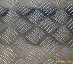 北京冷庫防滑鋁板