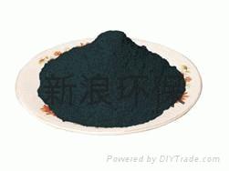 木質粉狀活性炭 1