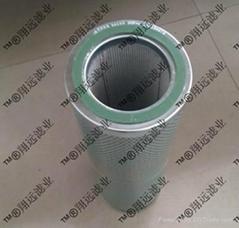 螺杆制冷压缩机滤芯G4151油精滤芯