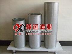 螺杆制冷压缩机滤芯LX-600油分滤芯