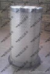 螺杆制冷压缩机滤芯LXA900油分滤芯