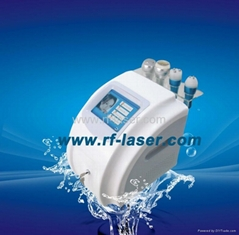 Ulrasonic cavitation tripolar weight loss and skin tightening  beauty equipment