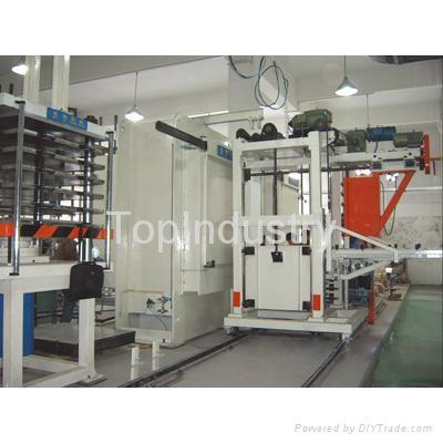 Pcb Multilayer Circuit Board Vacuum Press Machine Top