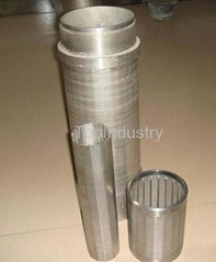 Galvanized Well Screen Pipe
