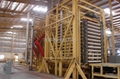 10000m3/year wood and bagasse particle board line