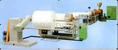 EPE Foaming Sheet Extrusion Line