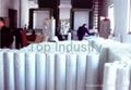 Fiberglass Mesh Coating and Drying