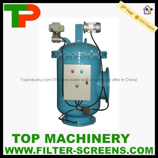 TPX系列刷式自清洗過濾器 6