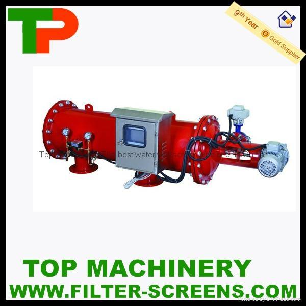 TPX系列刷式自清洗過濾器 8