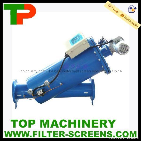 TPX系列刷式自清洗過濾器 10