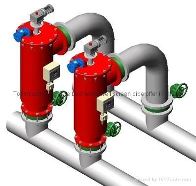 TPX系列刷式自清洗過濾器 13