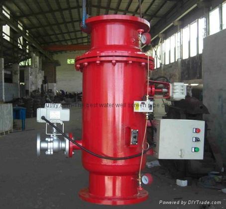 TPX系列刷式自清洗過濾器 5