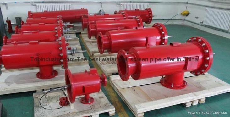TPX系列刷式自清洗過濾器 14