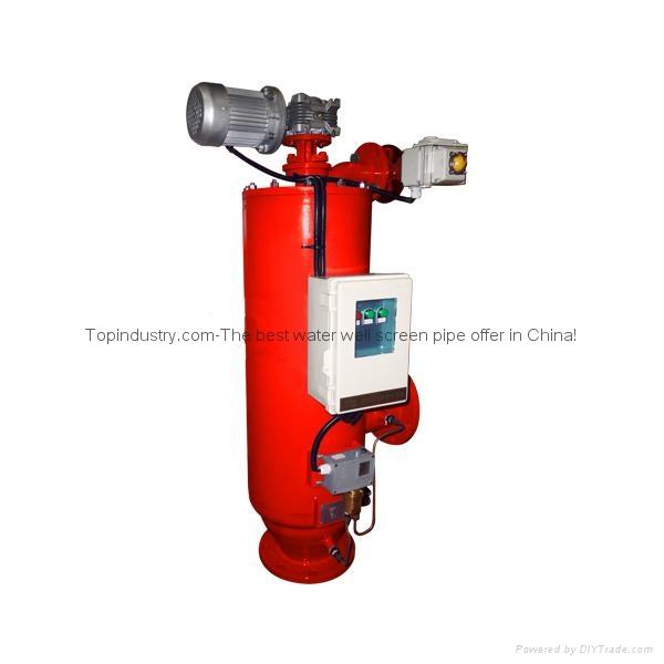 TPX系列刷式自清洗過濾器 18