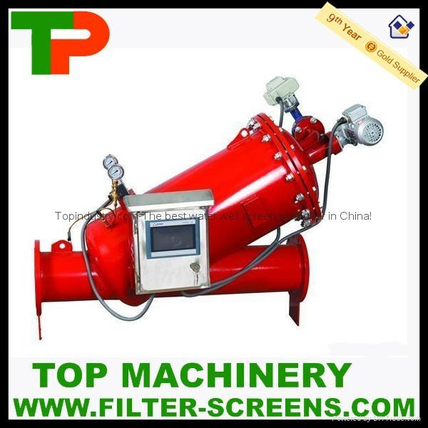 TPX系列刷式自清洗过滤器 17