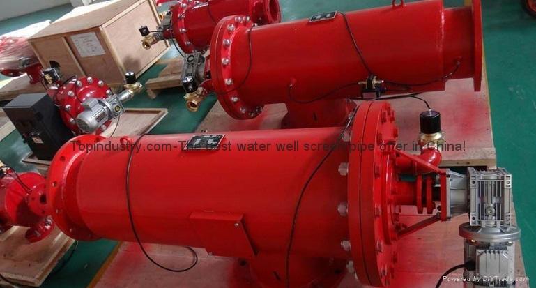 TPX系列刷式自清洗過濾器 20