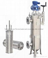TPA系列刮刀式自清洗過濾器 (熱門產品 - 1*)