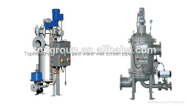 TPB 自動反沖洗過濾器 2