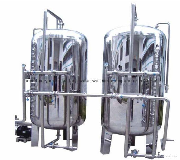 TPC活性炭過濾器 1
