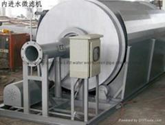 TPN internal water microfiltration
