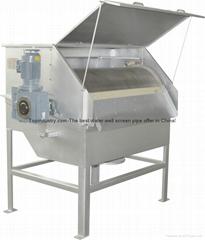 TPO型外進水微濾機