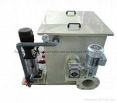 TPY filter for aquaculture