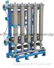 TPM模塊化自清洗過濾器