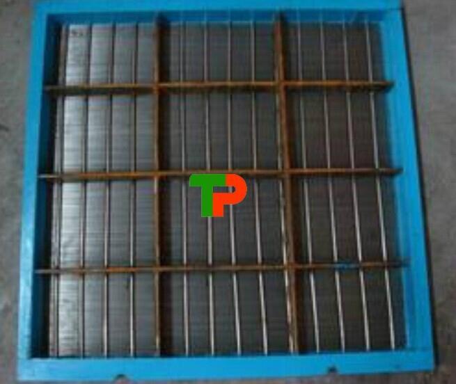 钢塑合成筛板
