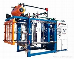 EPS Automaitc Vacuum Shape Molding Machine