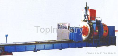 Water Well Screen Welding Machine 2