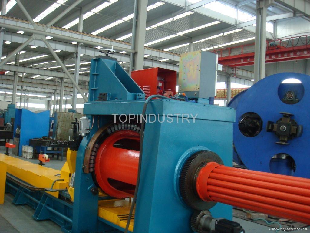 Water Well Screen Welding Machine 3