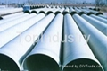 FRP fiber reinforced pipe production