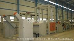 CCL Fiber Fabric Impregnation Dryer Line