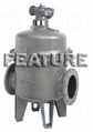 LAC hydraulic self-cleaning filter