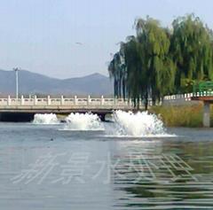公园景观水处理设备