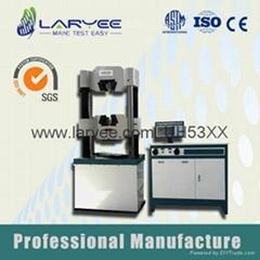Electro-Hydraulic Universal Testing Machine