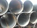 LSAW pipe EN10219/ S355J0H/S355JR