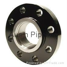 Alloy steel flange ASTMA182 F1, F5, F9, F11, F12, F22, F91