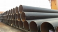 LSAW steel pipe API 5L GR.B PSL1/PSL2