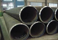 LSAW steel pipe API5LGR.B/X52/X60/X70