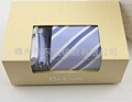 100% Silk Necktie Gift Set  5
