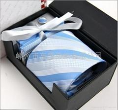 100% Silk Necktie Gift Set