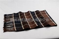 人造棉圍巾
