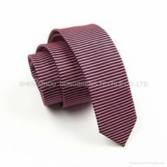 Silk Necktie, Narrow Nec